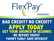 Flex Pay Financing Logo