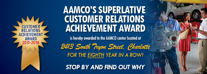 AAMCO awards